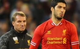 Luis Suarez Perpanjang Kontrak Brendan Rodgers Gembira