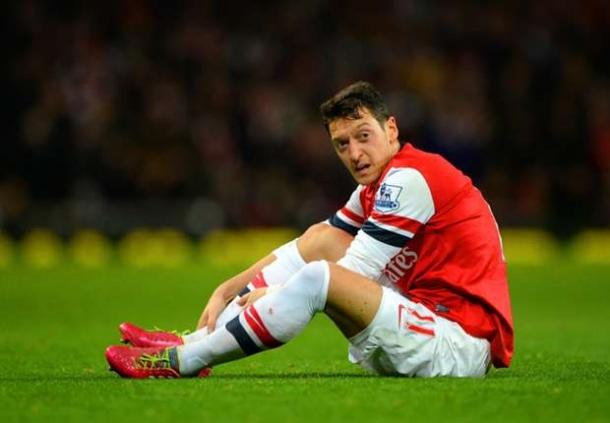 Kecaman Dari Legenda Arsenal Untuk Mesut Ozil