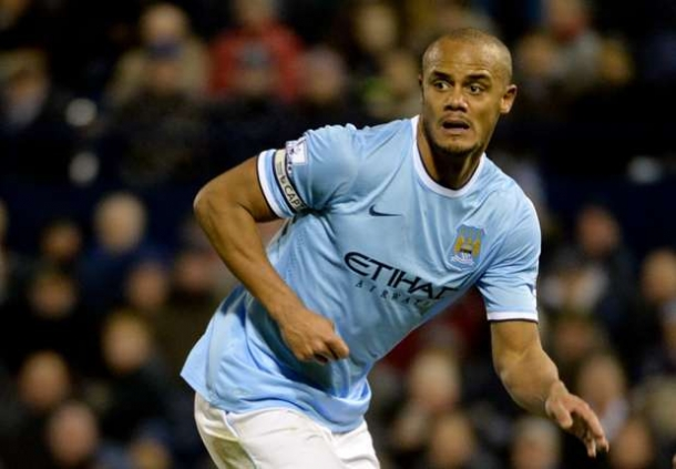Vincent Kompany Dambakan Quadruple Winner