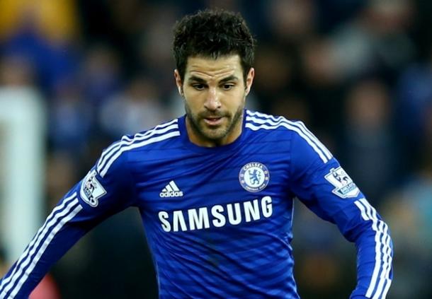Jose Mourinho Akan Turunkan Cesc Fabregas Lawan Everton