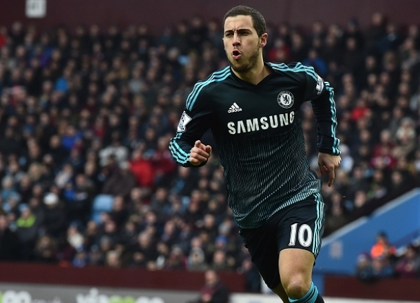 Jose Mourinho Lontarkan Pujian Terhadap Eden Hazard