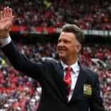Louis Van Gaal Kagum Dengan Para Fans Manchester United