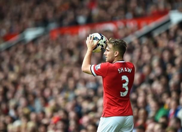 Luke Shaw Senang Tinggal Di Manchester United