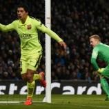 Manchester City Siapkan Dana £100 Untuk Boyong Luis Suarez