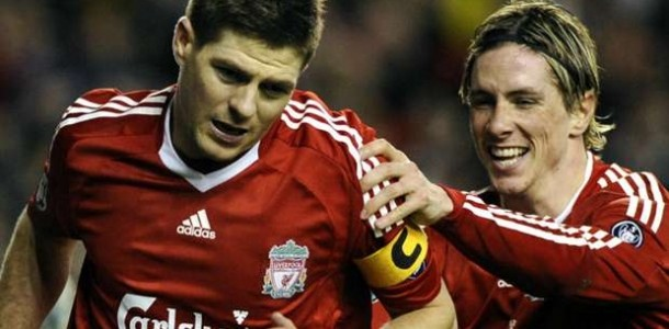 Fernando Torres Akui Alasan Bergabung Dengan Liverpool Karena Ada Steven Gerrard