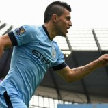 Sergio Aguero Merasa Bahagia Di Manchester City