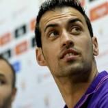 Sergio Busquets Menilai Juventus Layak Untuk Meawan Juventus