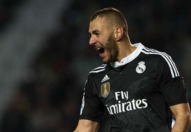 Arsenal Tertarik Datangkan Karim Benzema