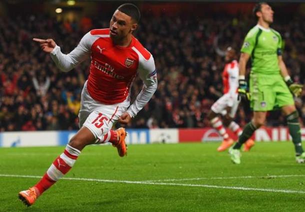 Chamberlain Optimis Dengan Arsenal Yang Sekarang Ini
