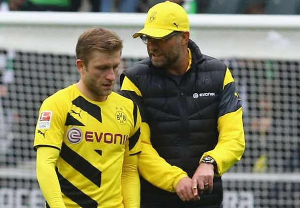 Liverpool Incar Sayap Borussia Dortmund
