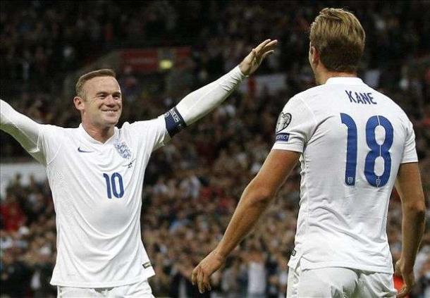 Wayne Rooney: Bersabarlah Harry Kane