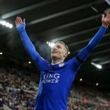 Jamie Vardy Memecahkan Rekor Gol Beruntun Liga Primer Inggris