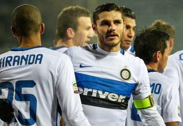 Roberto Manchini Akui Optimis Mauro Icardi Bakal Catatkan 20 Gol