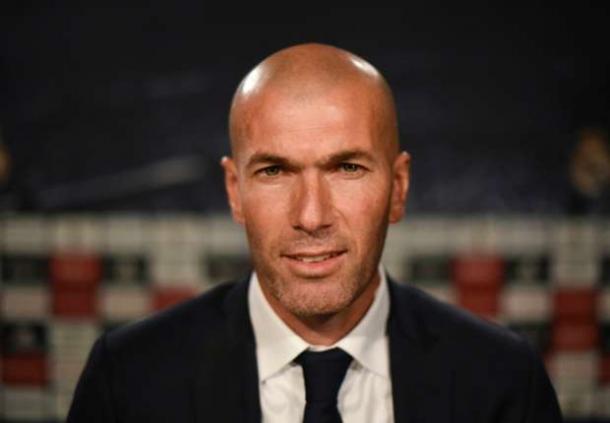 Zinedine Zidane Tak Ingin Di Bandingkan Dengan Guardiola