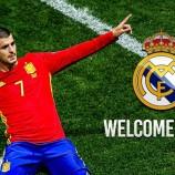 Kembali Ke Madrid, Morata Minta Kenaikan Gaji
