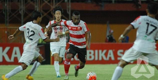 PBFC Siap Hadapi Madura United