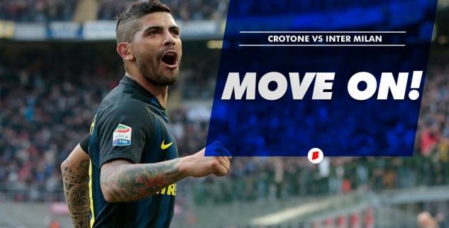 Prediksi Bola Jitu  Crotone vs Inter Milan 9 April 2017