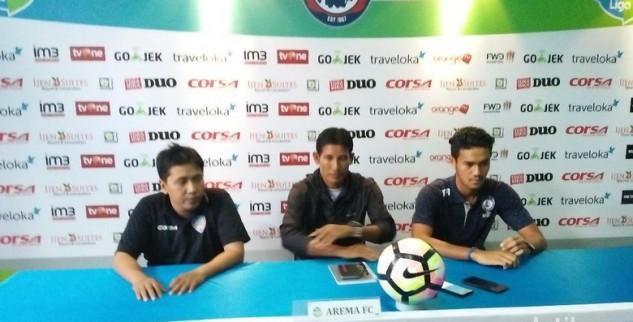 Hadapi Bhayangkara FC, Arema Tanpa Gonzales