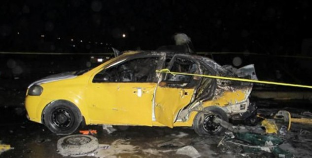 Bom Mobil Meneror Kantor Polisi Di Baghdad