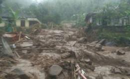 Banjir Bandang Terjang Kabupaten Magelang