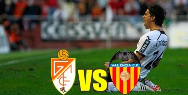 Prediksi Bola Jitu  Granada vs Valencia 9 April 2017