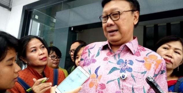 Menteri Dalam Negeri Mewajibkan Pemkab Memiliki Mobil Damkar