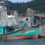 Kapal Nelayan Vietnam Ditangkap Di Perairan Indonesia
