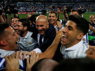 Zidane Sukses Tukangi El Real