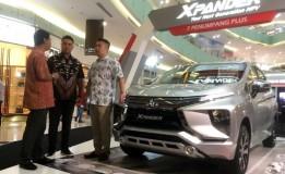 PT Mitsubishi Motors Lakukan Pameran Xpander Di Surabaya
