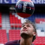 Neymar Akan Jalani Debut Bersama PSG Saat Hadapi Guingamp