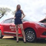 SIS Meraih Kabar Gembira Dari Baleno Hatchback
