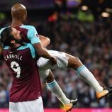 West Ham United Menang 2-0 Dari Huddersfield Town