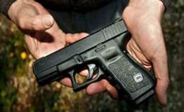 AKibat Menyimpan Senjata Api Rakitan Seorang Pria Ditangkap Polisi