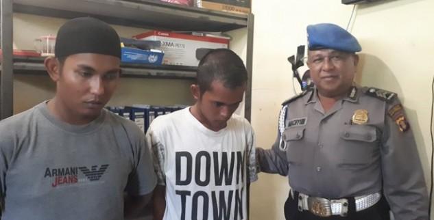 Polisi Berhasil Menangkap Dua Kawanan Begal Di Samarinda