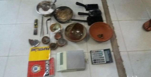Grebeg 1 Penampungan Emas Ilegal, Polisi Amankan 15,9 Kg Emas