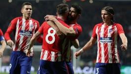 Atletico Lantas Mengantongi Kemenangan 3-0