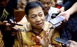 Setya Novanto Ungkap Penerima Dana E-ktp