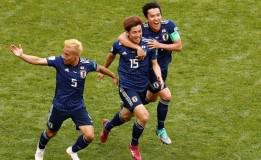 Bermain Di Mordovia Arena, Jepang Tumbangkan Kolombia 2-1, Kemenangan Itu Ukir Sejarah Timnas Jepang