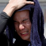 Puncak Rekor Panas Tinggi Di Jepang Memakan Korban