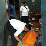 Warga Purwakarta Menemukan Janda Tua Tewas Membusuk Di Rumahnya
