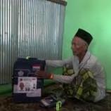 Terima Gaji 4 Bulan Sekali, Kakek Buruh Irigasi Sawah Bisa Naik Haji