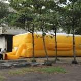 """PMK Surabaya Perkenalkan Alat Barunya """"Air Cushion"""""""