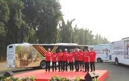 Siapkan 100 Bus Wonderful Indonesia Untuk Memfasilitasi Peserta Asian Games