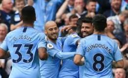 Manchester City di Posisi Teratas Klasemen Liga Inggris