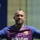 Resmi Gabung Barcelona, Ini Harapan Vidal