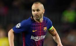 Mantan Kapten Barcelona Andres Iniesta Yakin Berikan Ban Kapten Ke Messi