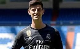 Courtois Ajak Hazard Untuk Ikutan Gabung ke Madrid