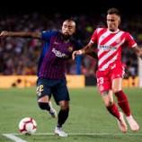 Barcelona Harus Puas Berbagi Angka Atas Girona