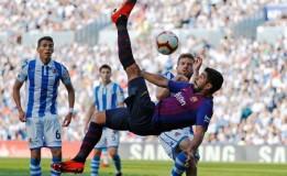 Barcelona Curi Poin Penuh Di Markas Real Sociedad