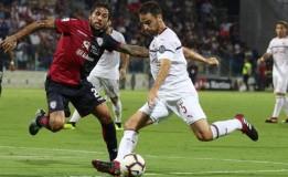 AC Milan Gagal Raih Kemenangan Atas Cagliari